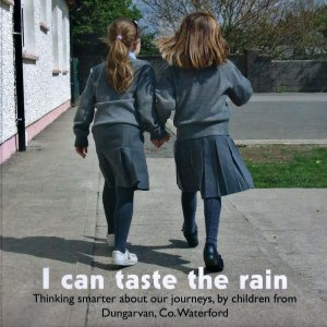 Front Cover I Can Taste the Rain