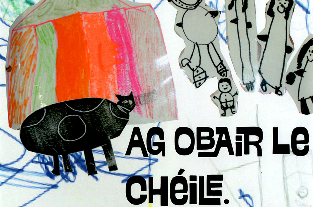 Ag Obair le Chéile – Creative play with young children and parents