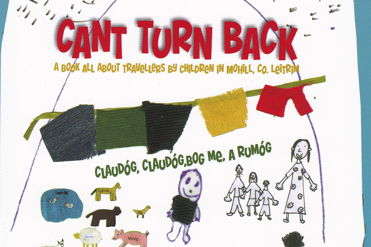 Cant Turn Back – A book all about Travellers