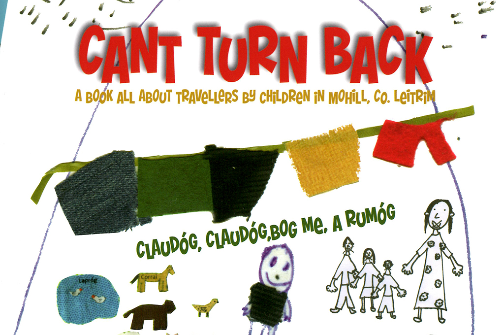 Can't Turn Back – A book about Travellers