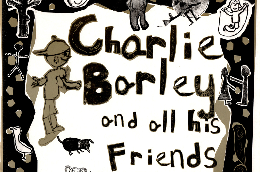 Charlie Barley and All His Friends – Collection of traditional rhymes and jokes with artwork
