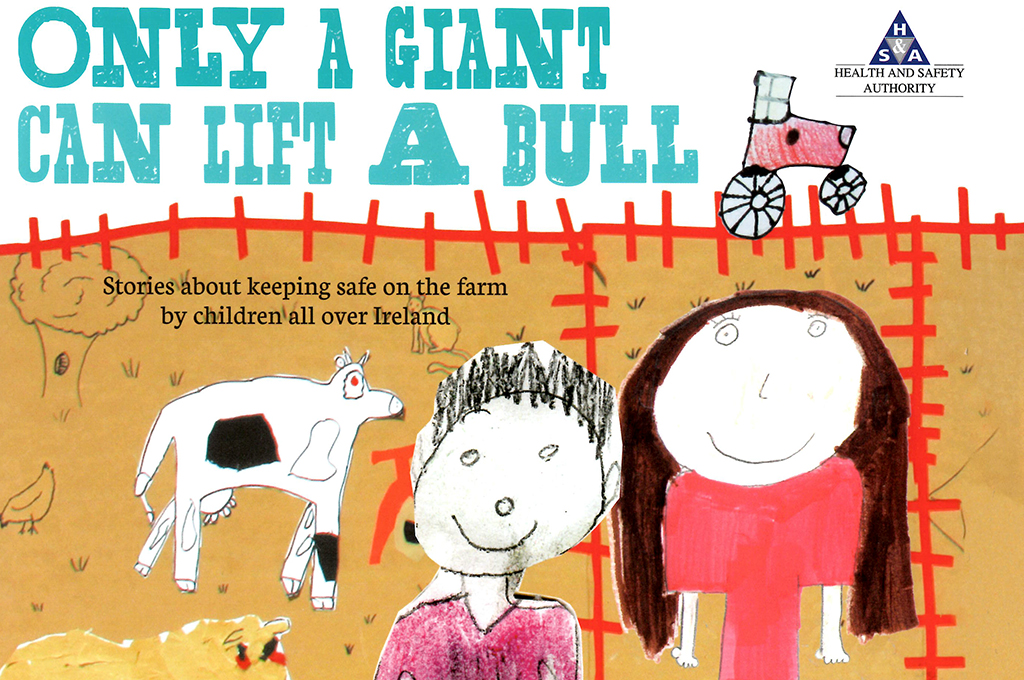 Only a giant can lift a bull – Stories about farm safety