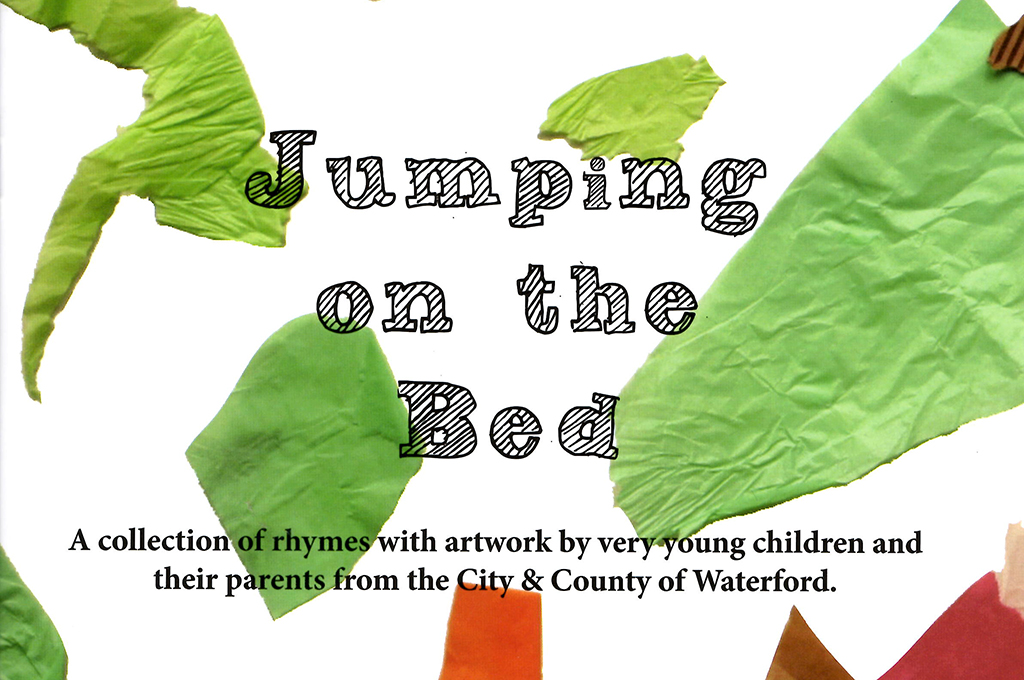 Jumping on the Bed – Collection of rhymes with artwork