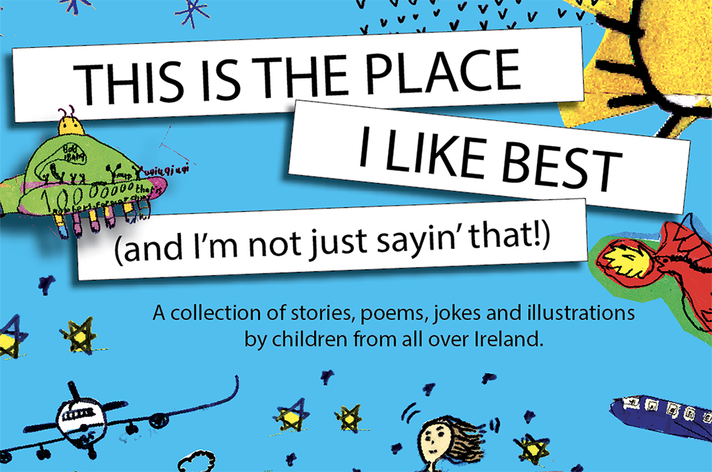 This is the place I like best – A collection of stories, anecdotes, poems, jokes and illustrations
