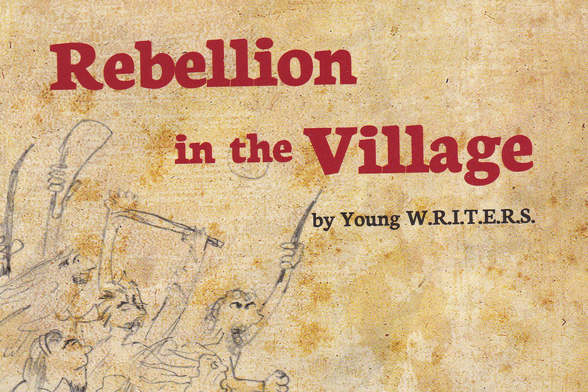Rebellion in the Village – An adventure novel about a family torn in two by injustice, tragedy and war