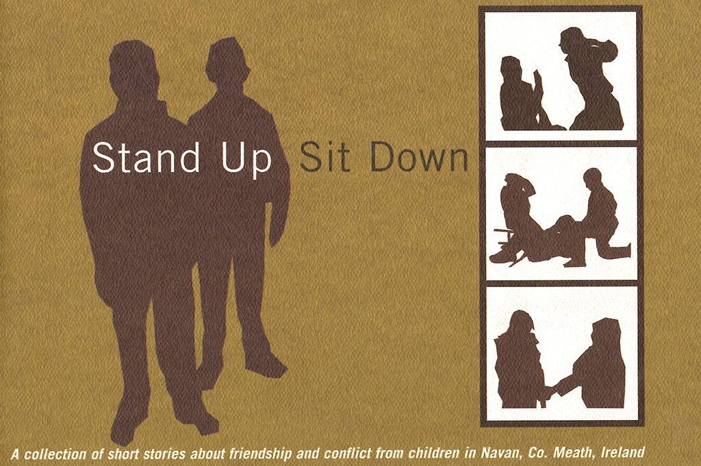 Stand Up, Sit Down – Collection of short stories about friendship