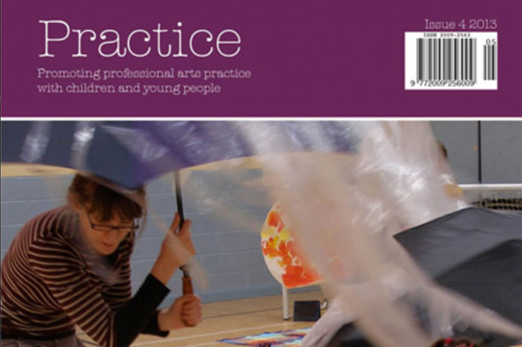 Practice Journal – Issue 4
