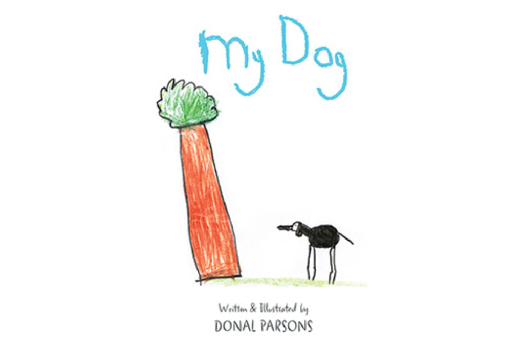 My Dog by Donal Parsons