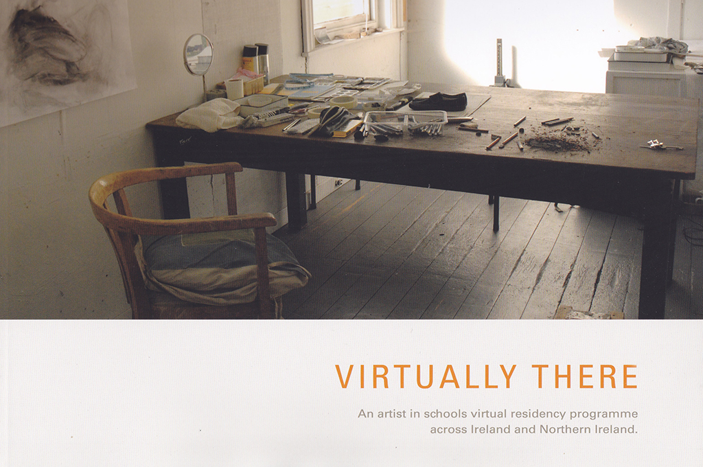 Virtually There – Artists in school virtual residency programme