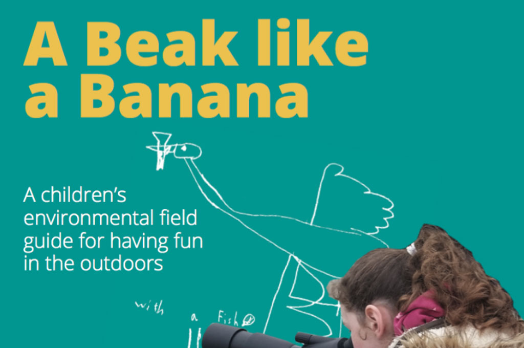 A Beak Like a Banana – A children's environmental field guide for having fun in the outdoors.