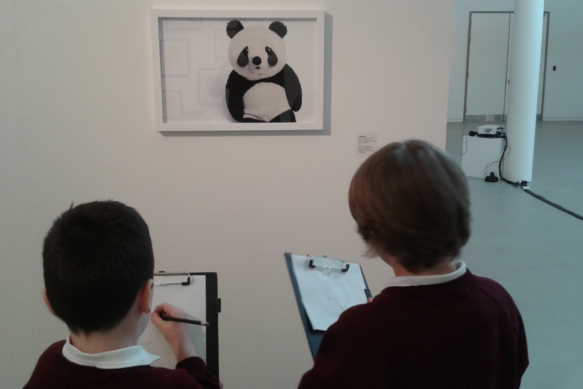 Virtually There Exhibition, 2015 | Virtually There Project | Kids' Own