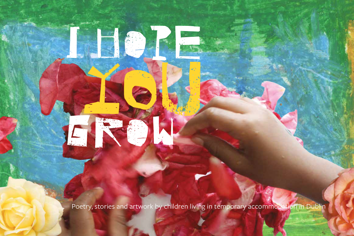 Image of I Hope You Grow Book Cover | Focus Ireland | Kids' Own