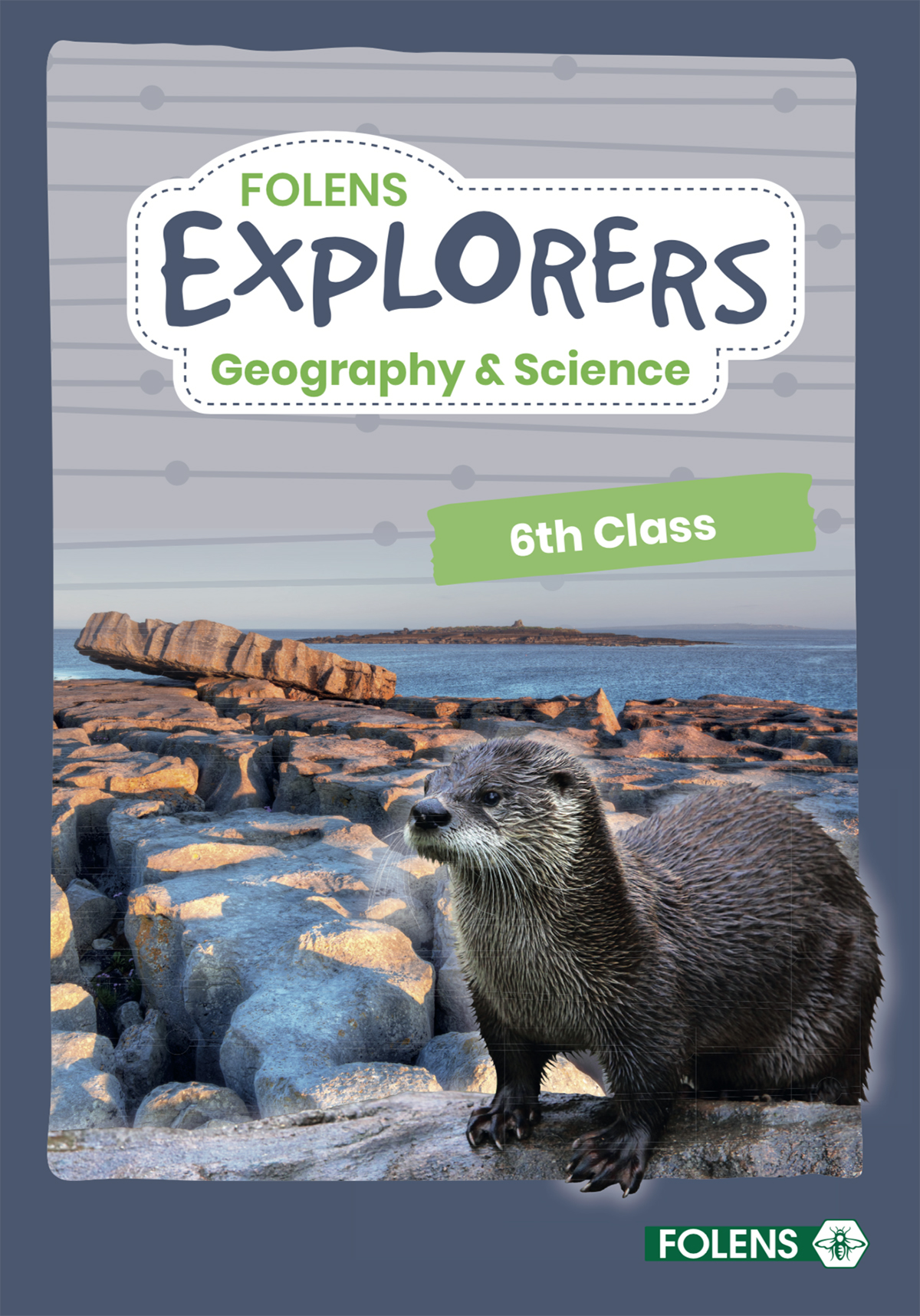 Folens Explorers book
