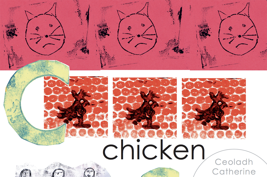 C is for chicken - Alphabetical book by Kids Own Publishing