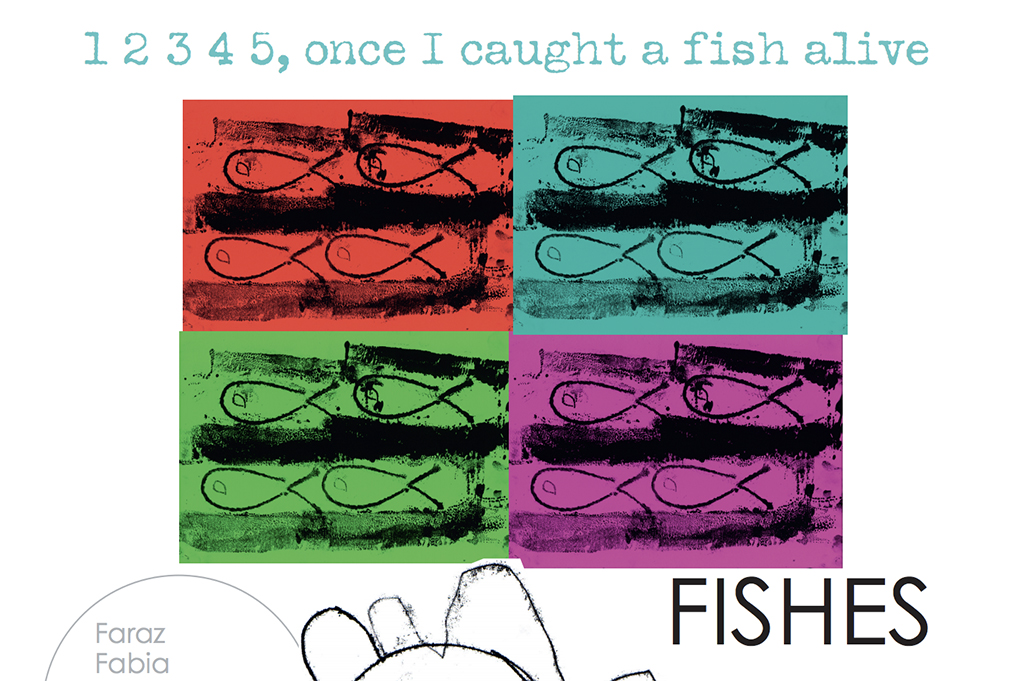 F is for fish - Alphabetical book by Kids Own Publishing